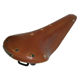 Brooks B17 Narrow Classic Kernledersattel honey